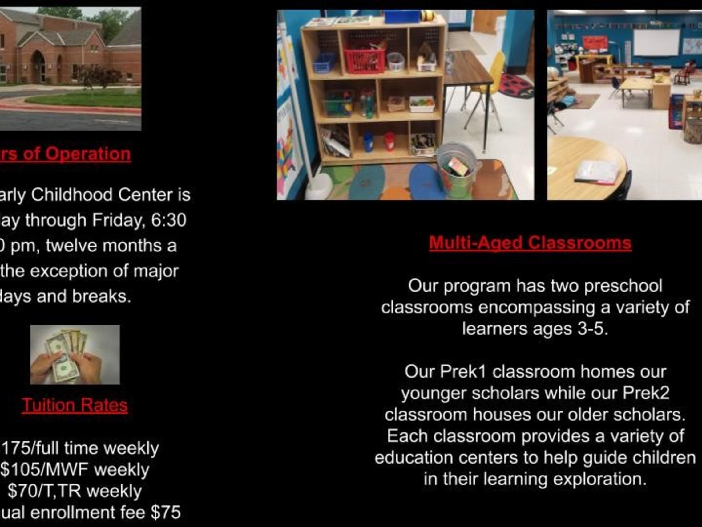 Preschool Virtual Tour 1